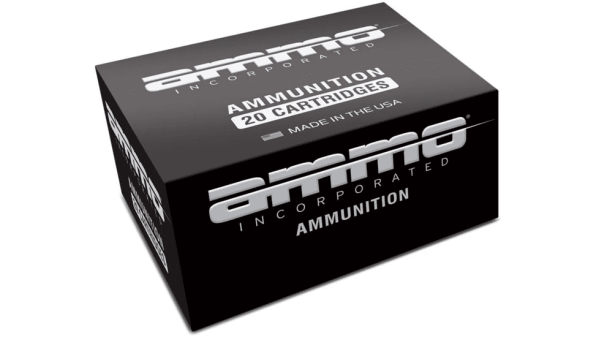 .38 Special | Ammo Inc. - HP - 125 Grains - 20 Rounds