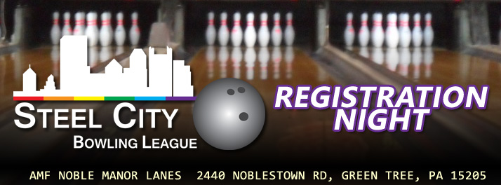 Join Steel City Bowling League on August 25