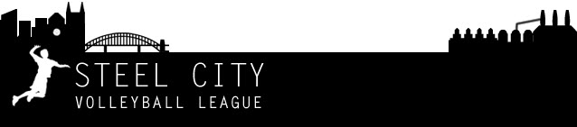 Steel City Volleyball League Registration: NOW OPEN
