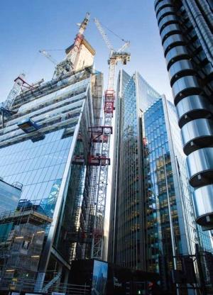 52 Lime Street London  Steelconstructioninfo