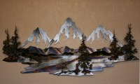 Silhouette Mountain Gallery