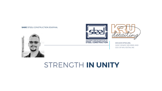 Strength of Unity- Johann Strauss – SAISC Board Member & CEO KRU Detailing