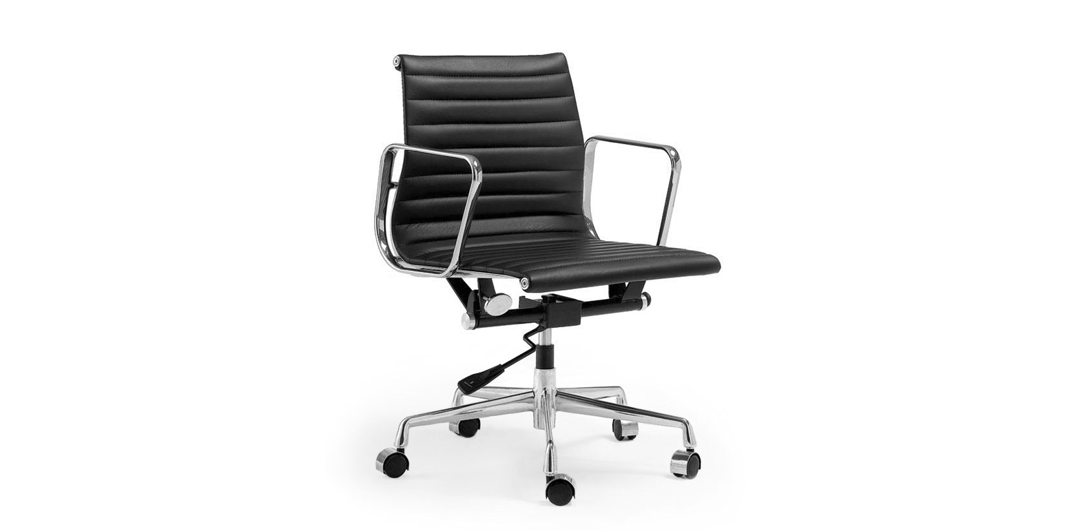 EA 117 Aluminium Group Chair Charles Eames