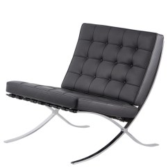 Mies Van Der Rohe Barcelona Chair Phone Stand Stockware Sales Chaise Barcelone Par Ludwig