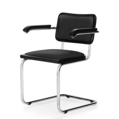 Marcel Breuer Cesca Chair With Armrests Jcpenney Dining Room Cushions Armrest By 1928