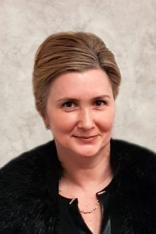 Patricia Shaw - Business Manager