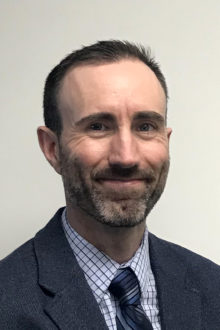 GARETH KERR - Financial Services Manager