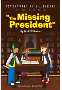 The Missing President - Book Cover