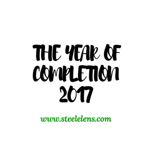The Year of Completion