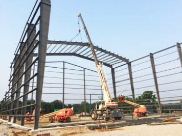 Grain Storage Facility 2