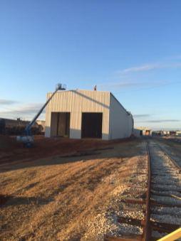 Rail Car Repair Facility