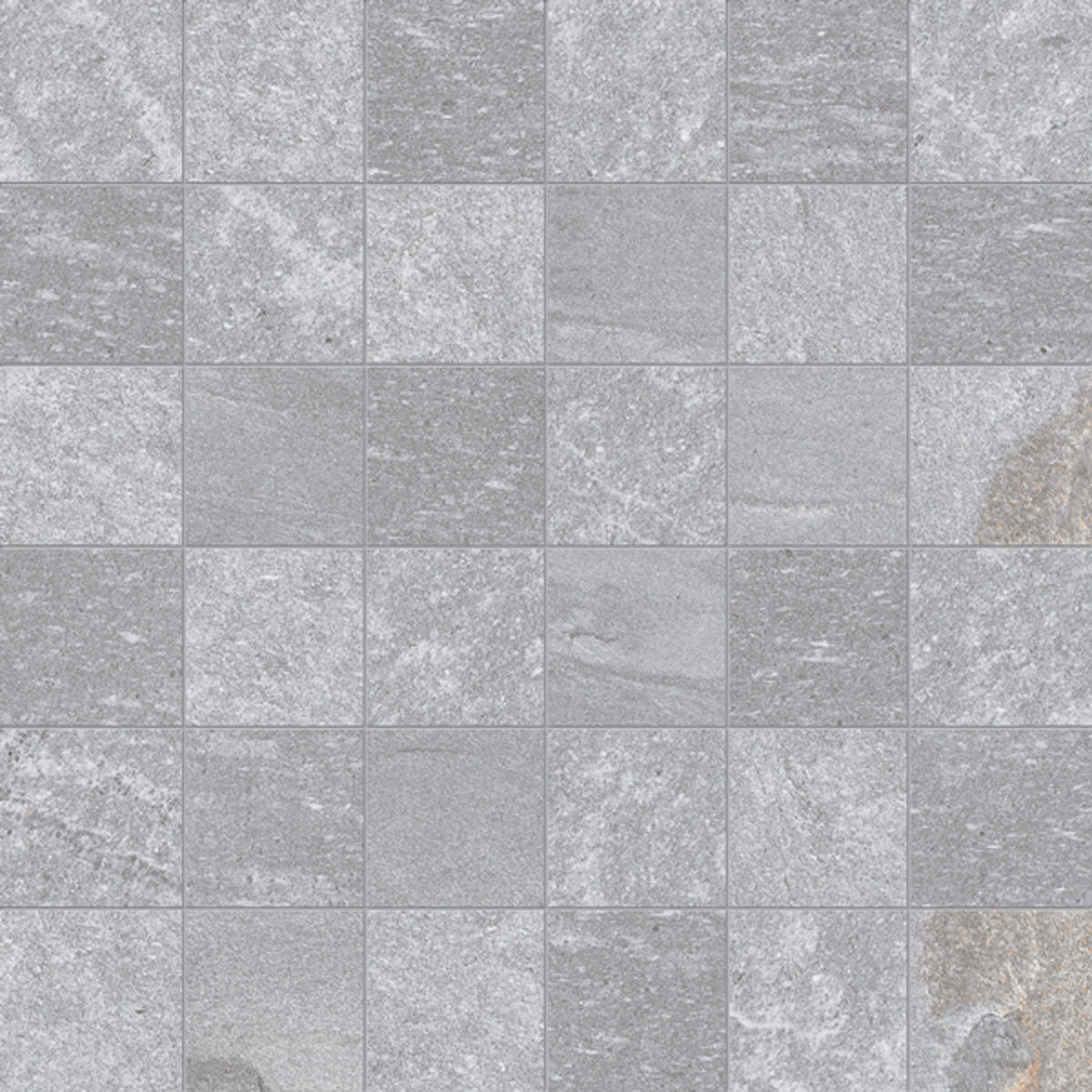 12x12 gray casa roma tracce 2x2 mosaic grey 0 97sqf p floor wall porcelain tile