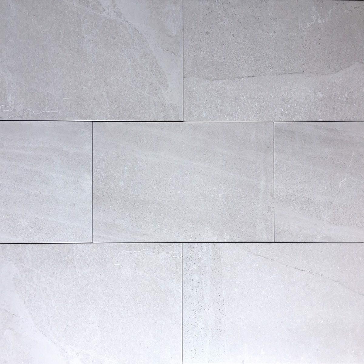 12x24 gray matt elite smoke floor wall porcelain tile