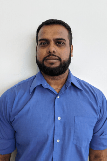 Akhil Titus - Sales and Leasing Consultant