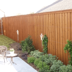 wood fencing brisbane