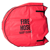 Hose Reel cover for PN HDR25HC, English : Steel Fire Equipment