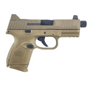 FN 509C Tactical 9MM Pistol FDE