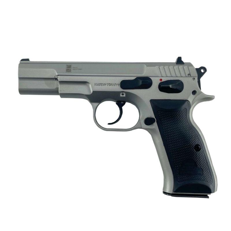 SAR USA SAR2000 9MM Pistol, Stainless
