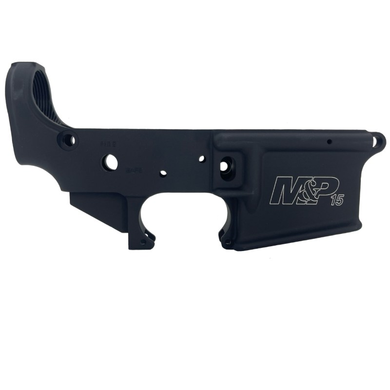 Smith & Wesson AR-15 Stripped Lower Receiver