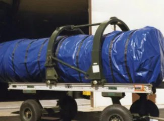 Custom Industrial Equipment Cover