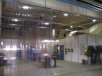 Industrial Plastic Curtains