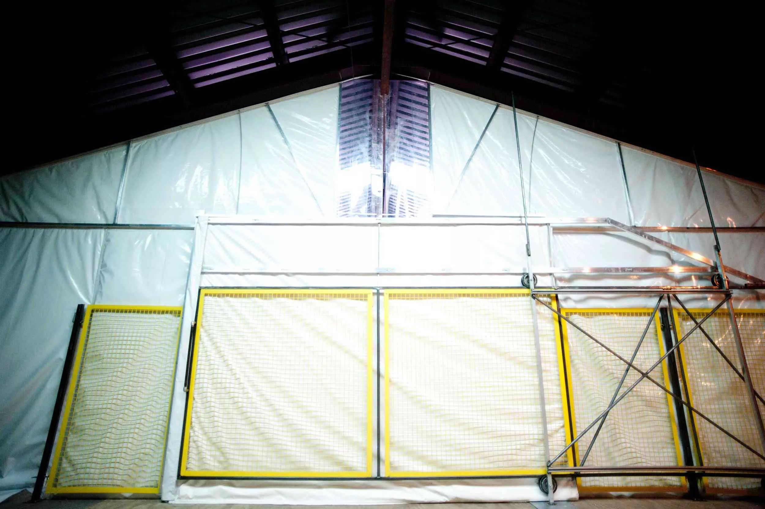 Industrial Insulated Curtain Walls  Panels  Energy