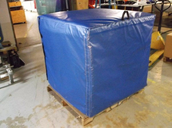 Insulated Pallet Covers & Thermal Cold Storage Blankets