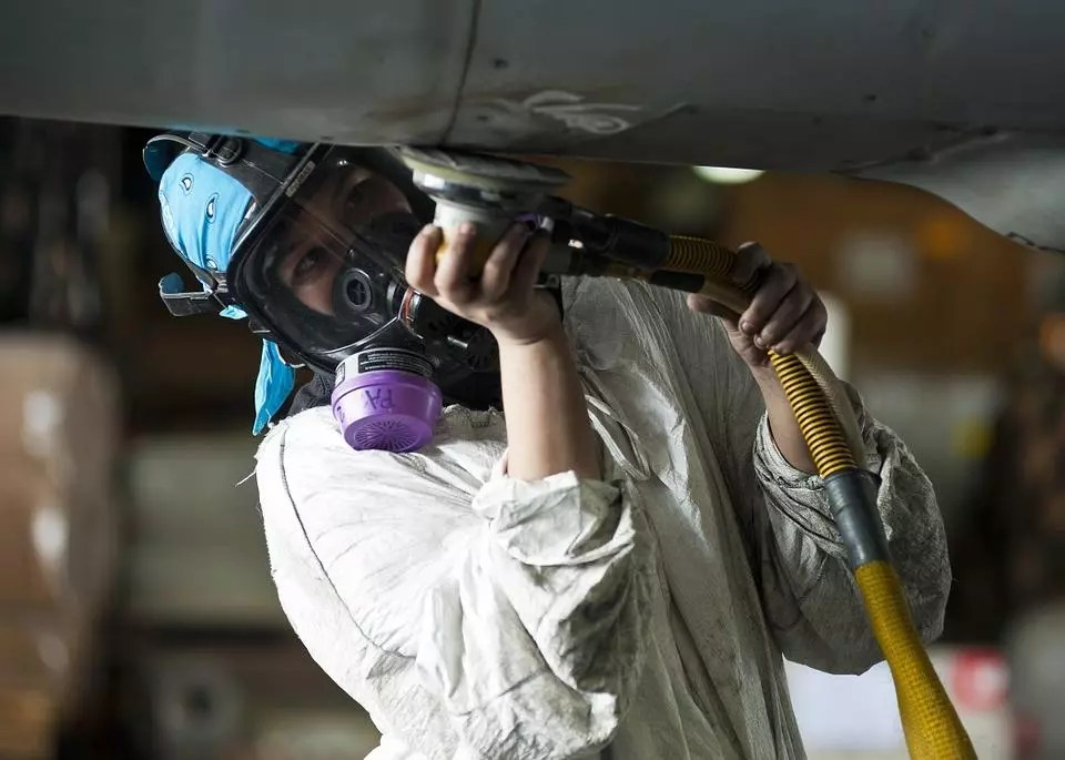 High-powered tools bring risk of injury