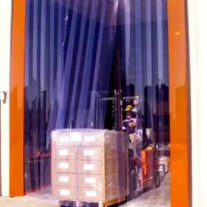Warehouse Strip Curtain Door