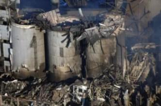 Dust Explosion looks like Chernobyl