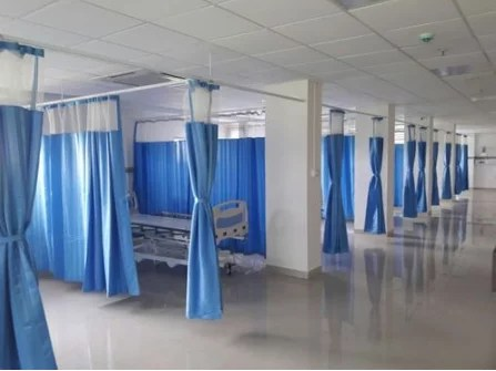 custom hospital cubicle privacy curtains