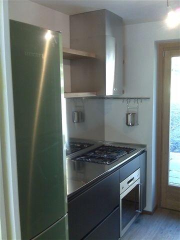 C21 Cucina su due lati  Cucine in acciaio inox cucine di