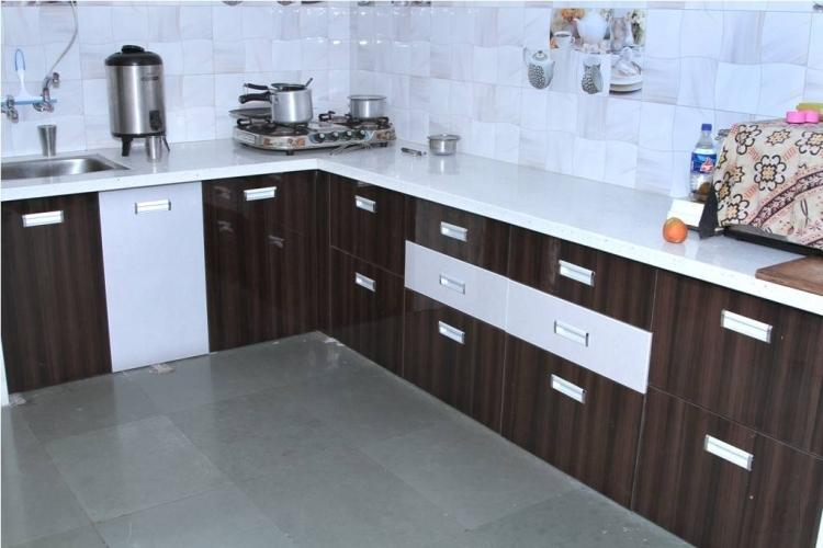 kitchen trolley cabinet grades modular furniture in pune residential