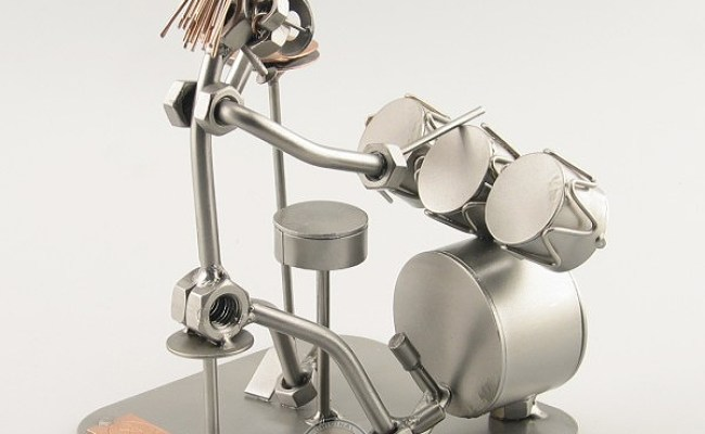 Personal Unique Drummer Gifts Steelman