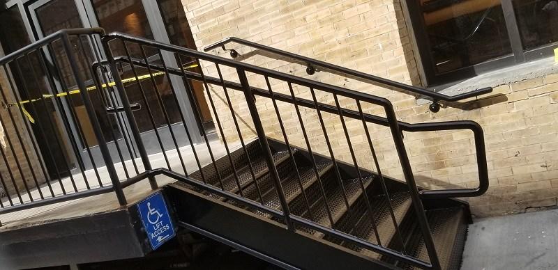 Fabricator Ny Pipe Tubular Steel Hand Railing Stair Railings   Galvanized Pipe Stair Railing   Garden   Plumbing Pipe   Water Pipe   Box Pipe   Deck
