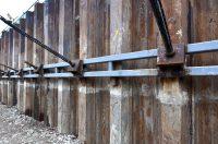 Retaining walls - Steel Piling Group