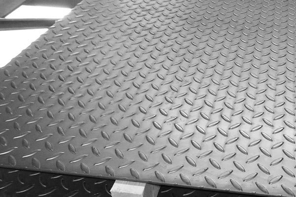 304 316L Stainless Steel Chequered PlateSheet