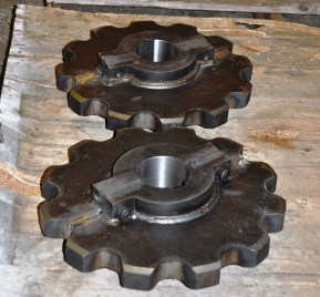 fabricated cog