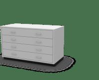 48 Wide Base Cabinet - SteelSentry