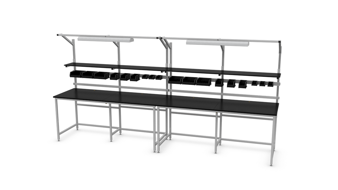 SteelSentry Top Rated ESD Workbench