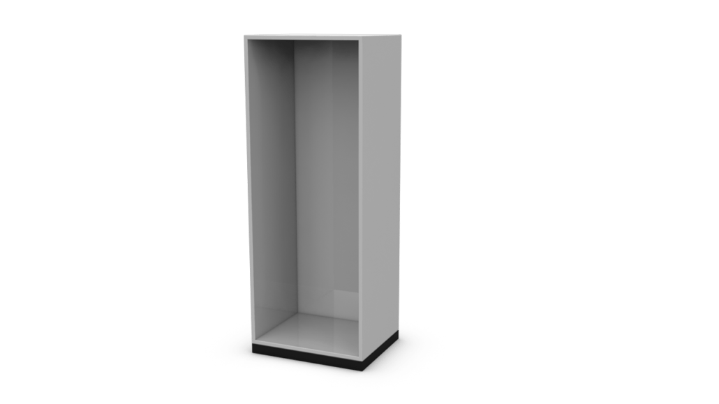 30 Wide Storage Cabinet  SteelSentry