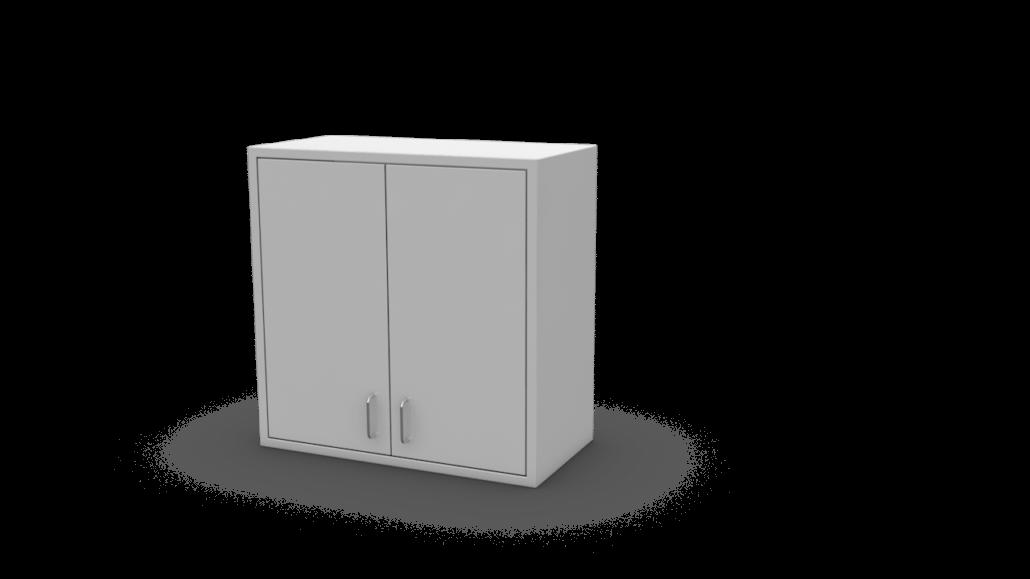 30 Wide Wall Cabinet  SteelSentry