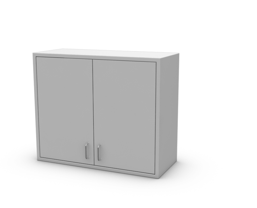 36 Wide Wall Cabinet  SteelSentry