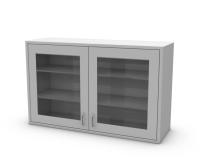 48 Wide Wall Cabinet - SteelSentry