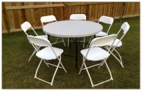 Table And Chair Rental Near Me