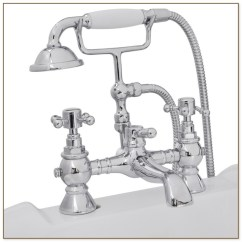 High End Kitchen Faucets Brands Showrooms Nyc Delta Freestanding Tub Faucet