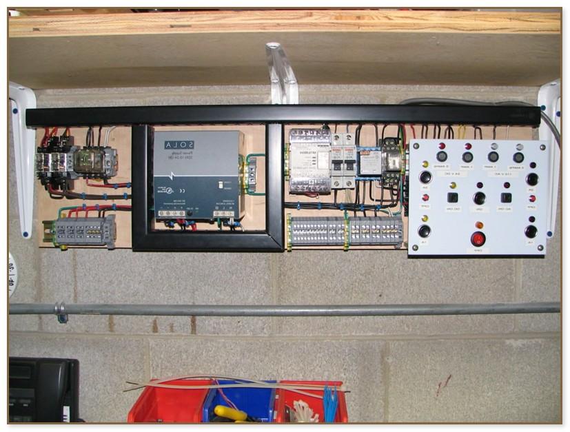 Home Ac Control Panel