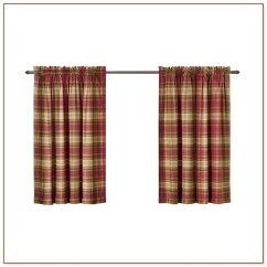 Round Kitchen Rugs Faucets Ebay Red Plaid Curtain Panels