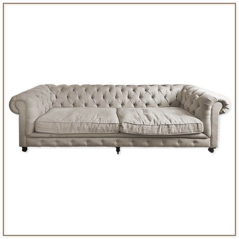 kensington leather sofa restoration hardware solid hardwood frame sofas