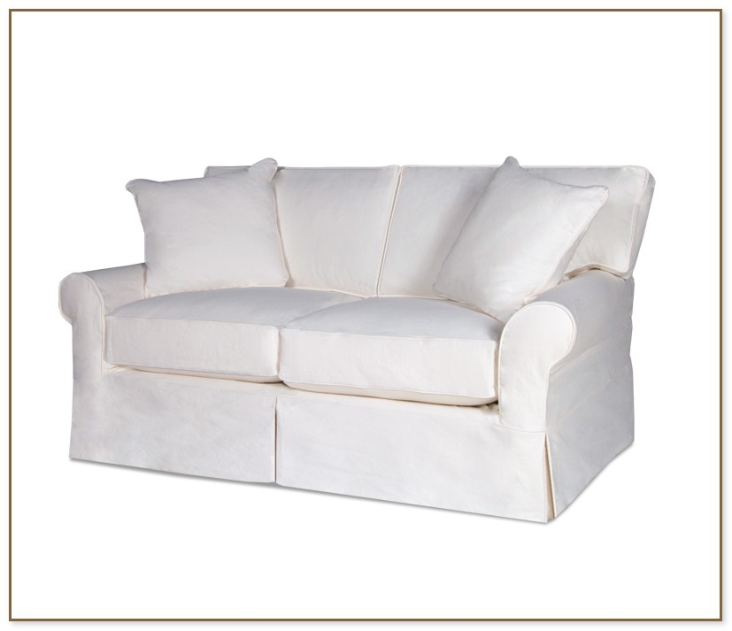 Slipcovers For Loveseats With 2 Cushions